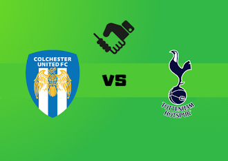 Colchester United vs Tottenham Hotspur  Resumen y goles