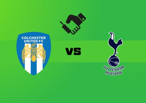 Colchester United vs Tottenham Hotspur  Resumen