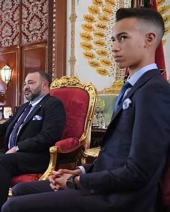 حفظ الله جلالة الملك محمد السادس نصره الله كما  حفظ به الذكر الحكيم