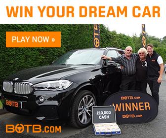 احصل على فرصه لربح سياره BMW مع السحب الجديد على BOTB