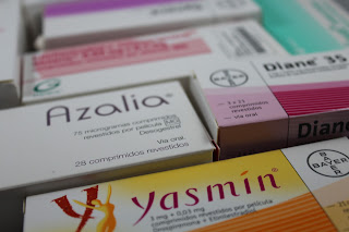 Reposição de um comprimido da pílula