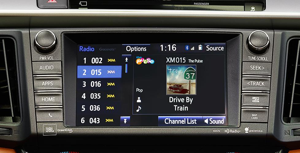 Toyota Rav4 2016 Technology Toyota Cars