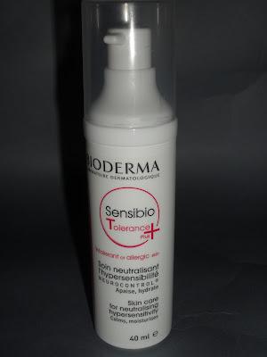 Imagen Crema Sensibio Tolerance Bioderma