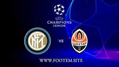 Shakhtar Donetsk vs Inter