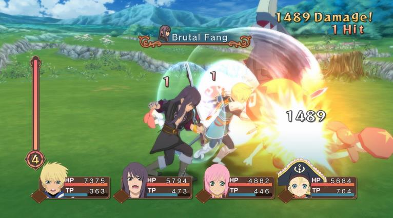 Tales of Vesperia Definitive Edition PC Full Español