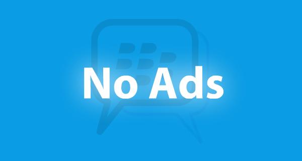 BBM No Ads
