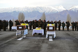 Rifleman Sunil Rai Found Dead Buried Under Avalanche Snow In Turtuk Sector