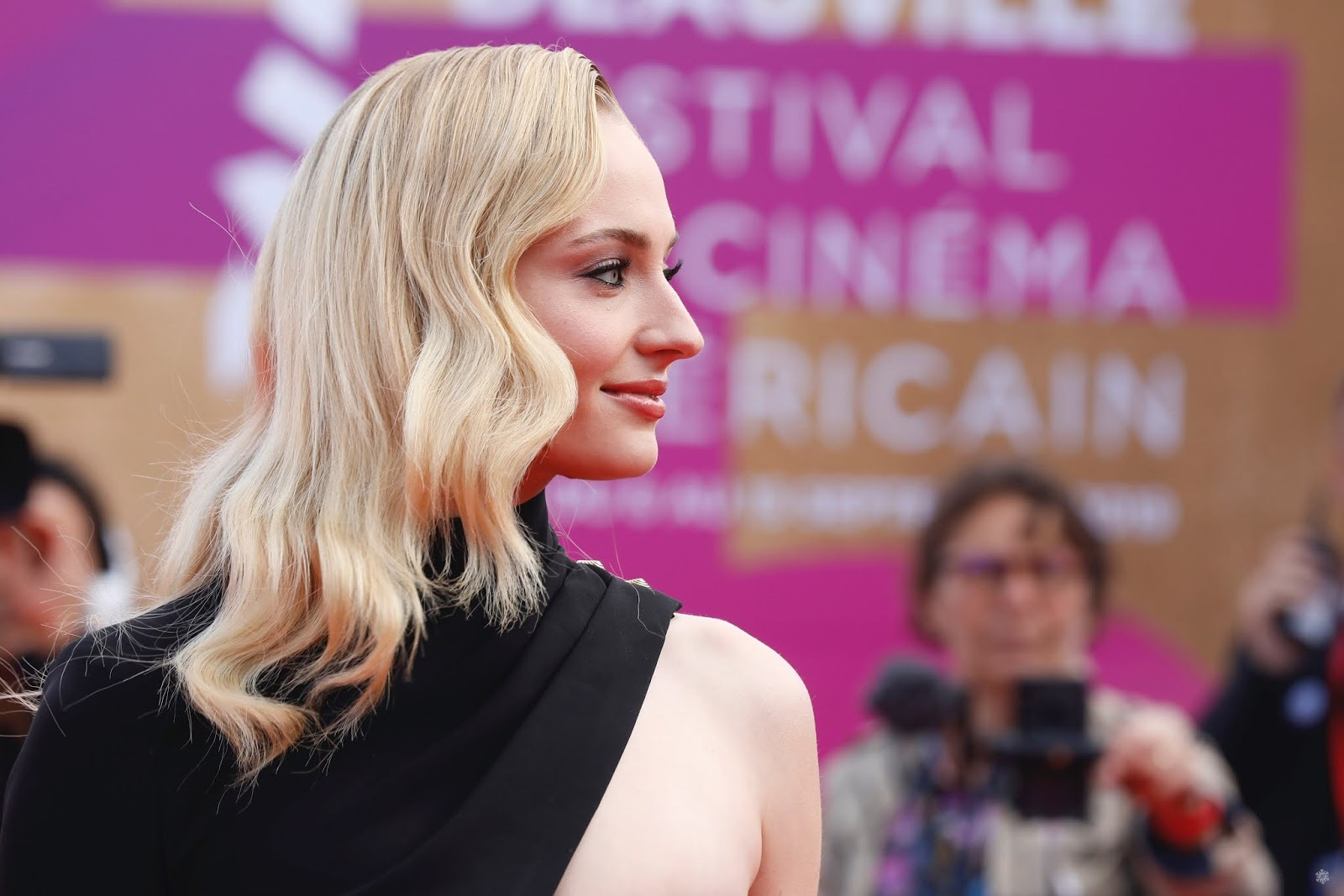 Sophie Turner - 45th Deauville American Film Festival