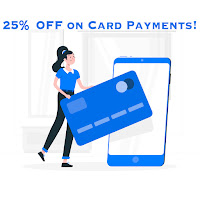 Card Payment Discount