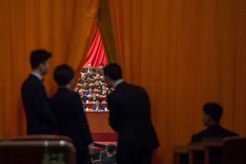失败的党 一个体制内人士与北京决裂