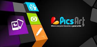 تحميل تطبيق التحرير على الصور PicsArt Photo Studio مهكر كل شي مفتوح كامل