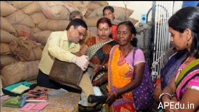 Government's decision to make ration cards portable.