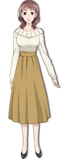 Kana Hanazawa como Arie Matsushima y Ryohei Kimura como Masuda