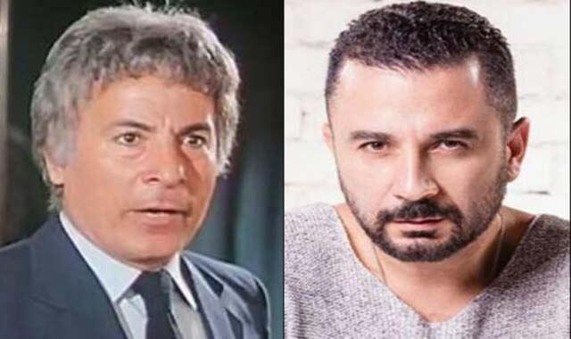 سعيد عبد الغني الصحفي الفنان وسر اللون الأبيض في حياته