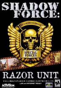 Shadow Force Razor Unit PC Full | MEGA |