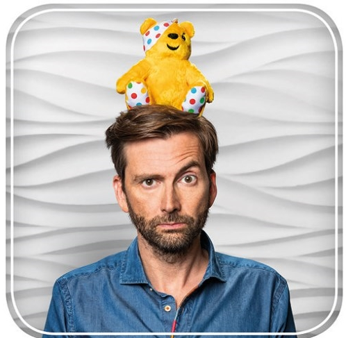 David Tennant - Children In Need: Got It Covered