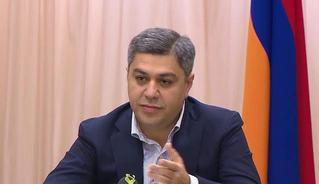 Amenazan de muerte a Vanetsyan y Pashinyan
