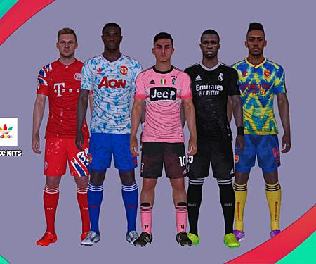 PES 2017 Adidas x Pharrell Human Race Football Kits
