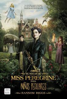 Del libro a la película: El hogar de miss peregrine