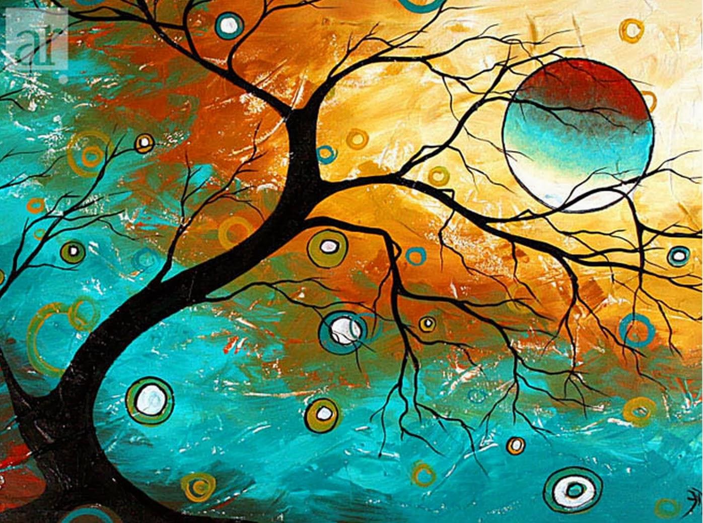 Pintura moderna y fotograf a art stica cuadros - Materiales de pintura de pared ...