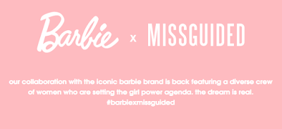 https://www.missguidedus.com/collaborations/barbie?awc=6882_1505398896_62d06db15b4982cf9383a4e77d53b869&utm_source=affiliatewindowus&utm_medium=affiliates&utm_campaign=Awin%20Broken%20Links%20Account