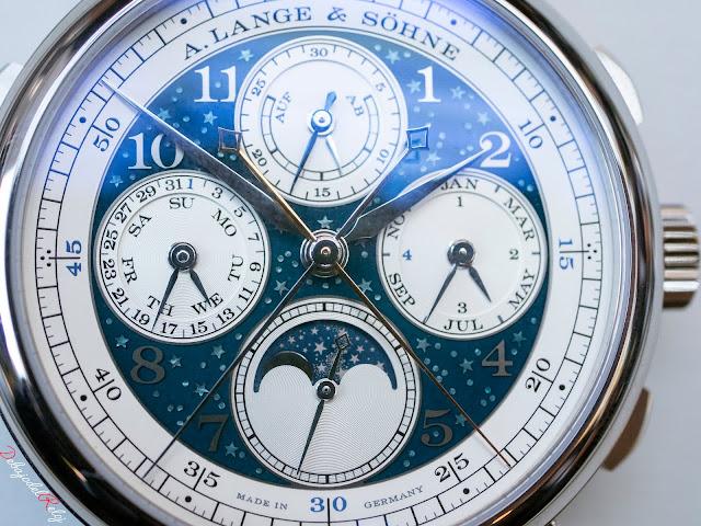 EVENTO BLUE CRAFT A.LANGE & SÖNHE frontal 1815 3