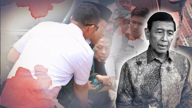 Pak Wiranto Ditusuk, Kok Malah Banyak yang Bersyukur?