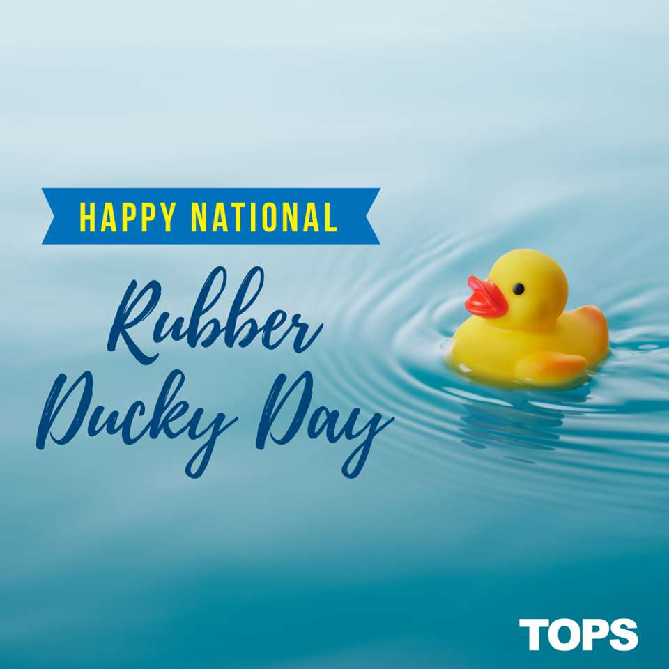 National Rubber Ducky Day Wishes Awesome Images, Pictures, Photos, Wallpapers