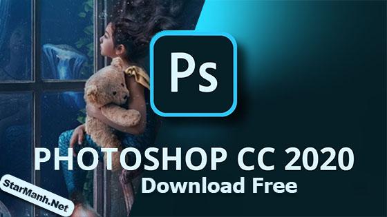 Tải và cài Adobe Photoshop CC 2020 miễn phí