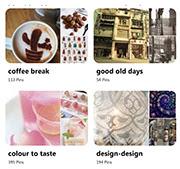 Cocoa Pinterest 可可剪貼簿