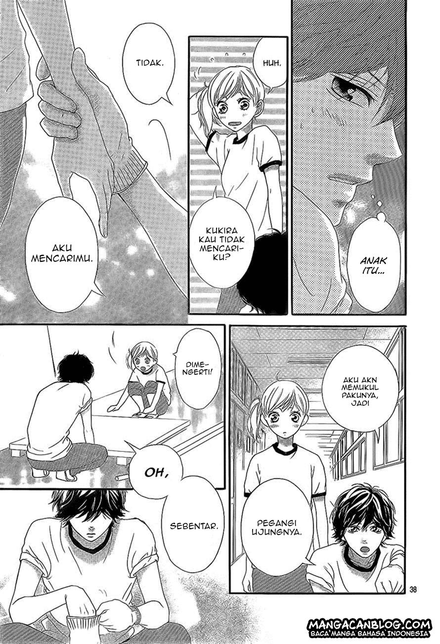 Ao Haru Ride Chapter 19-38