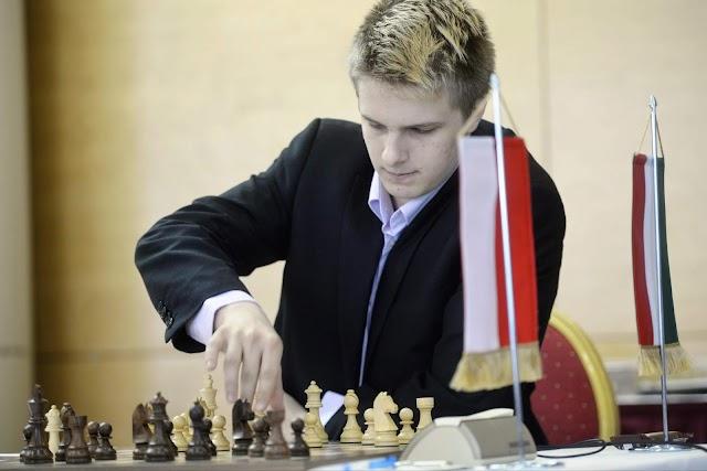 FIDE - Rapport 13. a világranglistán