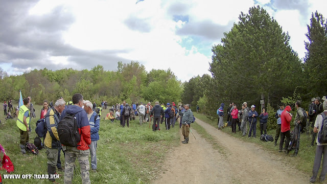 Smilevo 2017 - Traditional mountain march - 07.05.2017