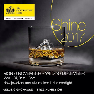 Shine 2017 Exhibition - Goldsmiths Centre