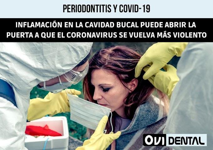 COVID-19: Periodontitis eleva 3.5 veces más la posibilidad de ingresar a cuidados intensivos - Federación Europea de Periodoncia