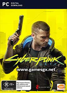 Cyberpunk 2077 (PC) (Full) (Multi/18) (MG-MF)
