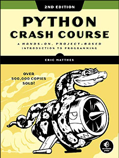 Python Crash Course, 2nd Edition: A Hands-On, Project-Based Introduction to Programming (Ebook PDF, review, price)