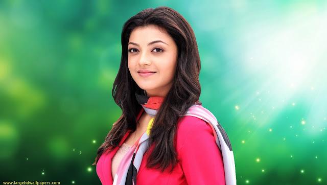 Wallpapers Tamil Actress Sexy Cute Of Kajal Agarwal Hd