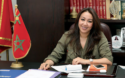 Maroc- Elections 2021- Nabila Rmili élue maire de Casablanca