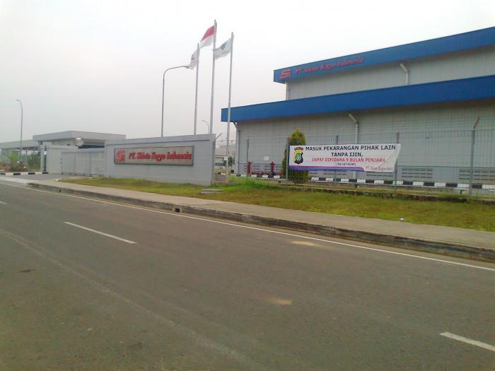 Info Kerja Pabrik Untuk Operator Produksi PT SHINTO KOGYO INDONESIA