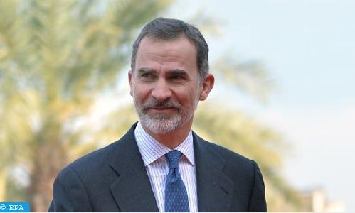 """العاهل الإسباني .. """" إسبانيا والمغرب بلدان يتقاسمان مصالح وتحديات مشتركة """""""