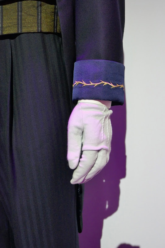 Haunted Mansion Ramsley costume cuff detail