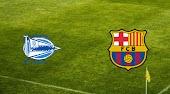 نتيجة مباراة برشلونة وديبورتيفو ألافيس كورة لايف kora live بتاريخ 13-02-2021 الدوري الاسباني