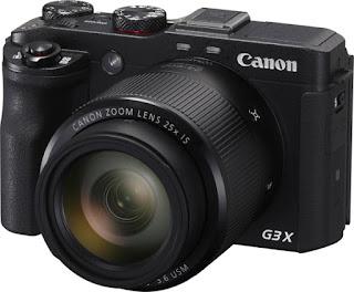 Harga dan Spesifikasi Canon G3X