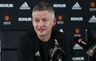 PREMIER LEAGUE! Solskjaer Reveals The Two Players He Will Build Man United Team Around