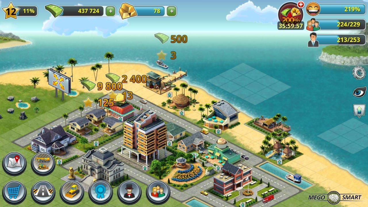 City Island 3 Building Sim v1.5.2 Mod Apk ~ Apk For Update+