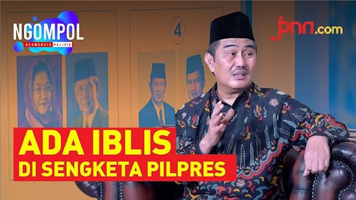 Prof Jimly Ungkap Godaan Iblis saat Menyidangkan Sengketa Pilpres