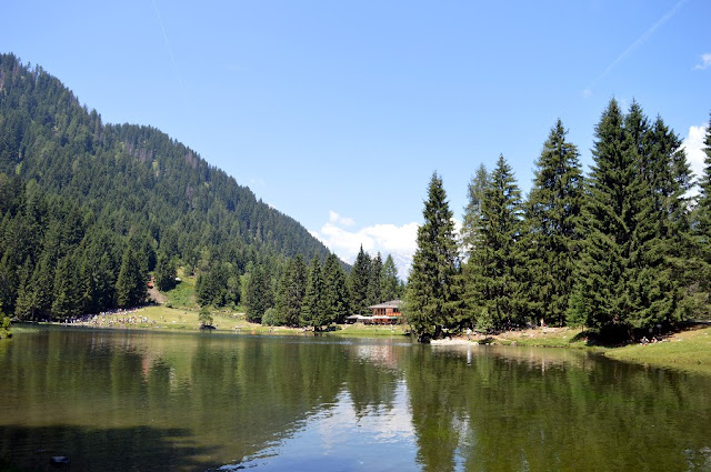 escursione lago dei caprioli