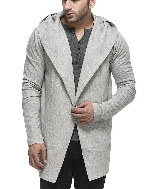 Men's Cotton Blend Cardigan