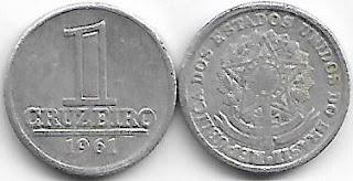 1 Cruzeiro, 1961